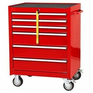 Goplus 2 Top Ten Best Rolling Toolboxes and Tool Storage