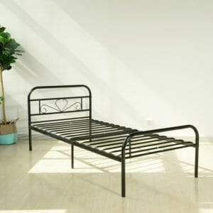 GreenForest Top Ten Best Twin Mattress Frames for Bed-in-Boxes