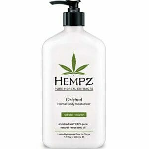 Hempz original top ten hemp lotion