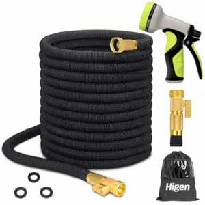 Higen Hose Top Ten Best Flexible Garden Hose