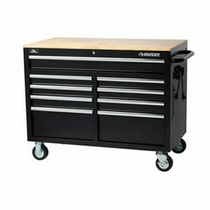 HuskyTools Top Ten Best Rolling Toolboxes and Tool Storage