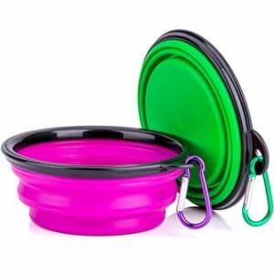 Idegg best foldable dog bowls