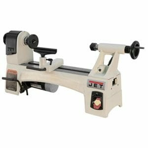 Jet 2 Top Ten Best Woodworking Lathes