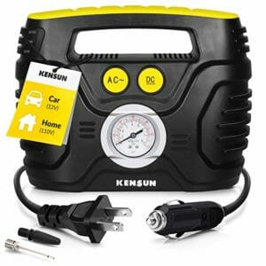 Kensun 2 Top Ten Best Small Air Compressors