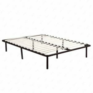 LAGRIMA Top Ten Best Queen Mattress Frames for Bed-in-Boxes