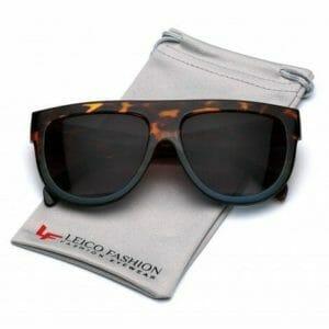 Leico Fashion Top Ten Best Flat Top Sunglasses