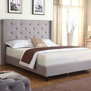 Life Home Top Ten Best Queen Mattress Frames for Bed-in-Boxes