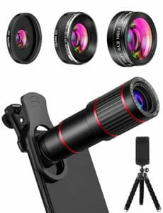 MACTREM Top Ten Best Phone Lenses