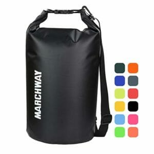 Marchway Top Ten Best Waterproof Bags for Camping