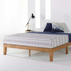 Mellow Top Ten Best Queen Mattress Frames for Bed-in-Boxes