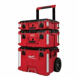 Milwaukee Top Ten Best Rolling Toolboxes and Tool Storage