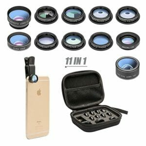 Mocalaca Top Ten Best Phone Lenses
