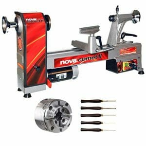 Nova Top 2 Ten Best Woodworking Lathes