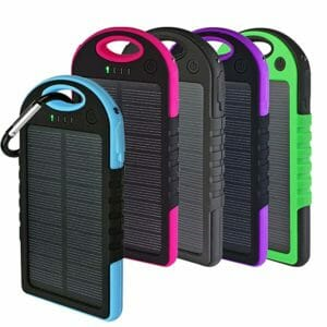 Powercam Top Ten Best Solar Cellphone Chargers