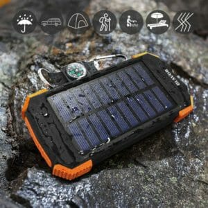 Qi Solar Top Ten Best Solar Cellphone Chargers
