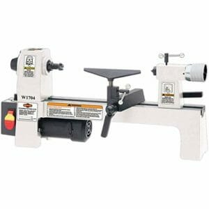 SHOP FOX Top Ten Best Woodworking Lathes