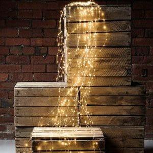 SKYFIRE Top Ten Best Solar-powered Fairy Lights