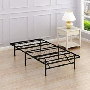 Simple Houseware Top Ten Best Twin Mattress Frames for Bed-in-Boxes