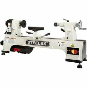 Steelex Top Ten Best Woodworking Lathes