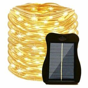 Sunkite Top Ten Best Solar-powered Fairy Lights