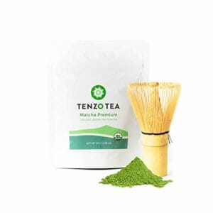 Tenzo Top Ten Best Matcha Powder Teas