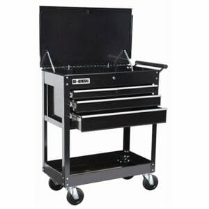 US General Top Ten Best Rolling Toolboxes and Tool Storage