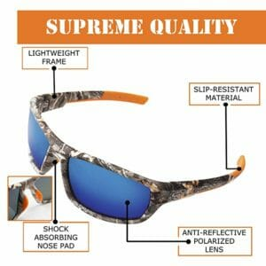 USA Supreme Top Ten Best Fishing Sunglasses