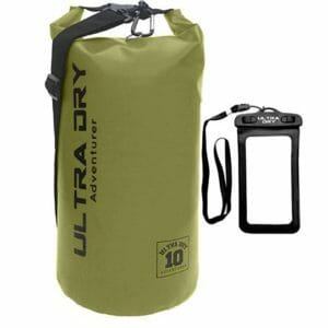 Ultra Dry Top Ten Best Waterproof Bags for Camping