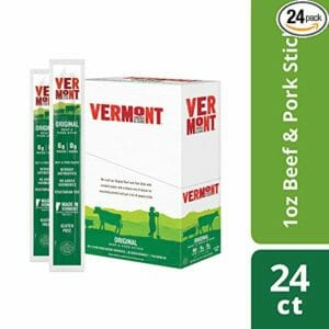 Vermont Cure Top Ten Best Beef Sticks
