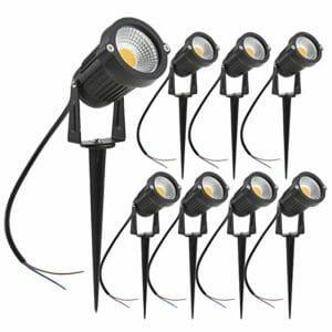 ZUCKEO Top Ten Best Outdoor LED Lighting