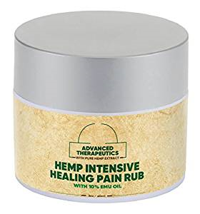 advanced therapeutics best hemp creams for pain