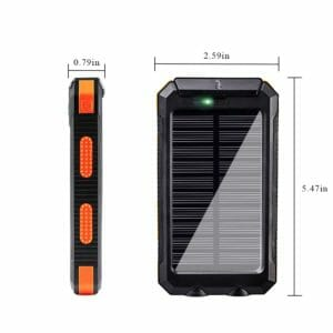 soyond Top Ten Best Solar Cellphone Chargers