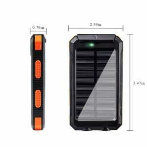 soyond Top Ten Best Solar Cellphone Chargers