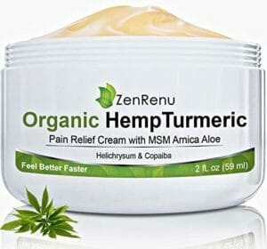 zen renu best hemp creams for pain