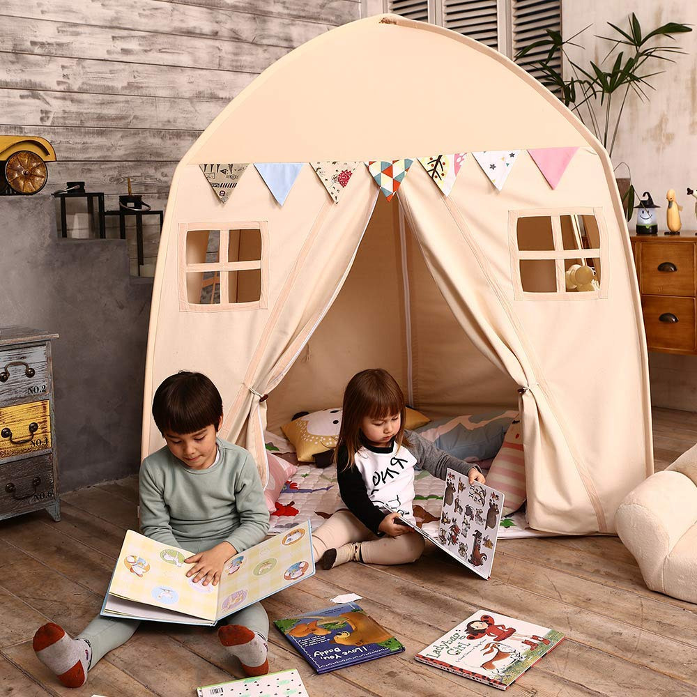 30 Best Indoor Playhouses And Teepees For Kids