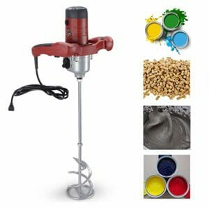 ARKSEN Top Ten Best Handheld Concrete Mixers