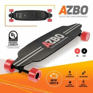 AZBO Top Ten Best Electric Longboards