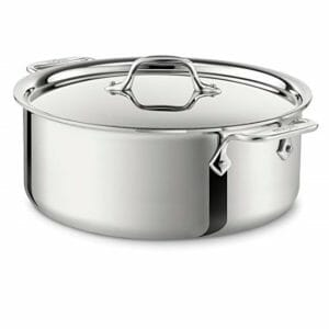 All-Clad Top Ten Best Stainless Steel Stock Pots
