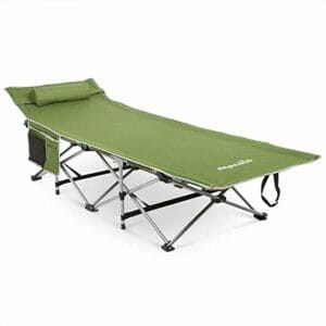 Top 10 Best Camping Cots Best Choice Reviews