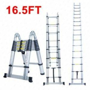Aluminum Telescopic Top Ten Best Extension Ladders