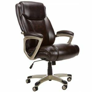 AmazonBasics 3 Top Ten Best Office Chairs