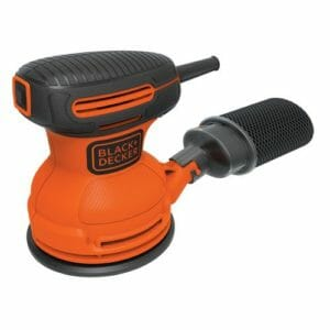 BLACK+DECKER Top Ten Best Random Orbital Sander