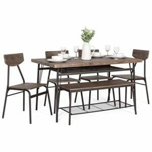 Best Choice Products Top Ten Dining Table Sets