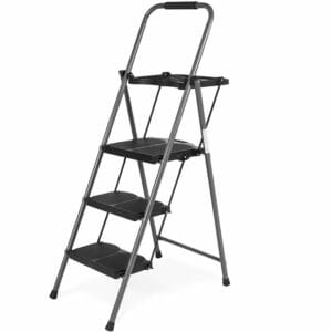 Fantastic Top 10 Step Ladders For The Home Best Choice Reviews Alphanode Cool Chair Designs And Ideas Alphanodeonline