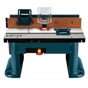 Bosch Top Ten Best Router Table