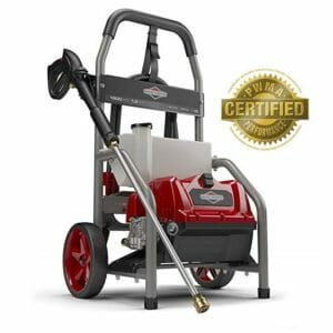 Briggs & Stratton Top Ten Power Washers