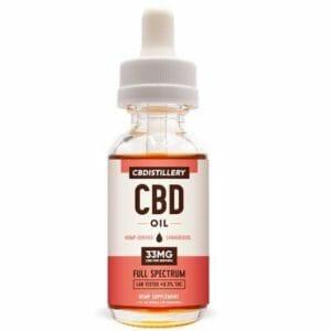 CBDistillery Top Ten CBD Oils for ADHD