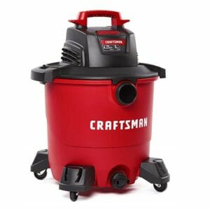 CRAFTSMAN 2 Top Ten Shop Vacs