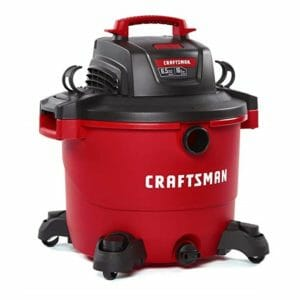 CRAFTSMAN Top Ten Shop Vacs
