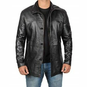 Cafe Racer Top Ten Best Men's Leather Jackets